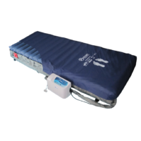Automatic, active therapy, automatic air mattress replacement system CliniOne