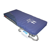 Active therapy mattress replacement system PrevaCair